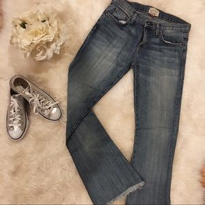 Current Elliot 'The Flip Flop' Flare Jeans.